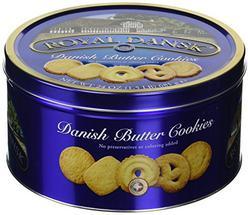 Royal Dansk Danish Butter Cookies, 24 Oz. (1.5 Lb)