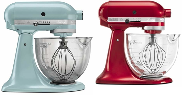 Deal of the Day: Save on KitchenAid Artisan Design Stand Mixer!