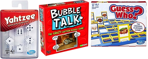 Save up to 50% on family favorite games