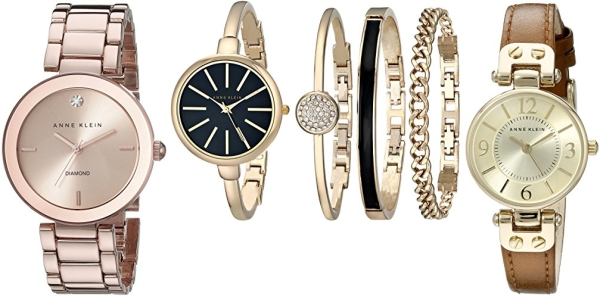Deal of the Day: Save up to 65% off select Anne Klein Watch Gifts!