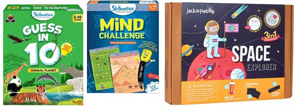 Save 30% on Educational Toys, Art & Craft Kits for Kids