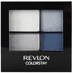 Revlon ColorStay 16 Hour Eye Shadow Quad, Passionate, 0.16oz