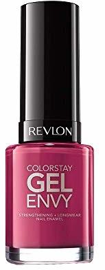 Revlon ColorStay Gel Envy Longwear Nail Enamel, Royal Flush, 0.4 Fl Oz (1 Count)