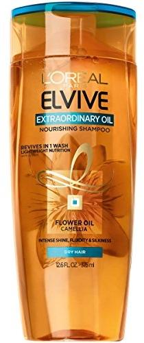 L'Oreal Paris Extraordinary Oil Nourishing Shampoo 12.6 oz