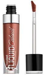 wet n wild Megalast Liquid Catsuit Metallic Lipstick, Ride on my Copper, 0.21 Ounce