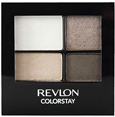 Revlon Colorstay 16hr eyeshadow quad moonlit