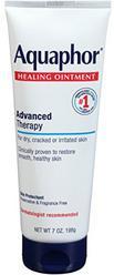 Aquaphor Healing Ointment - Dry Skin Moisturizer - Hands, Heels, Elbows, Lips