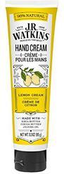 J.r. Watkins Naturals Apothecary Shea Butter Body Cream Lemon Cream - 3oz