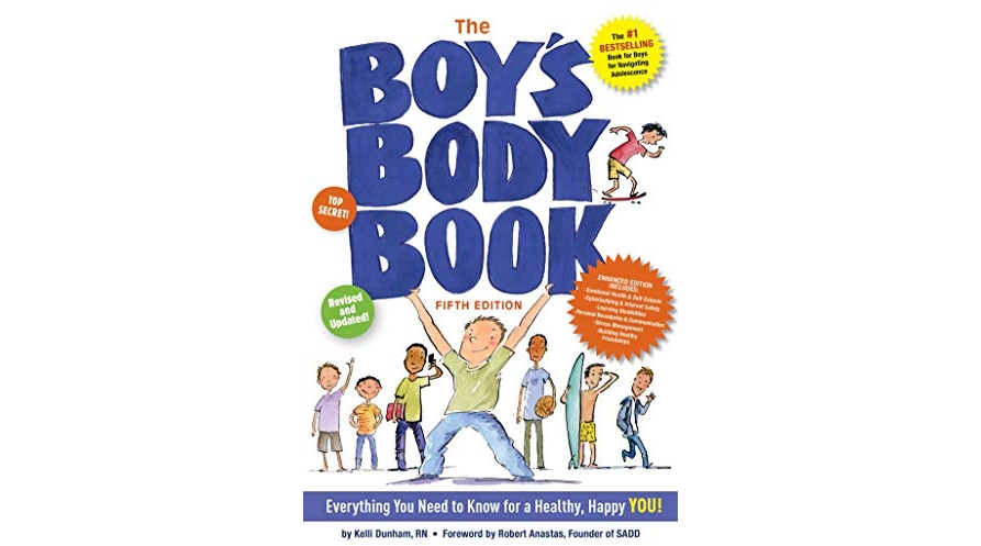 Purchase The Boys Body Book: Fifth Edition at Amazon.com