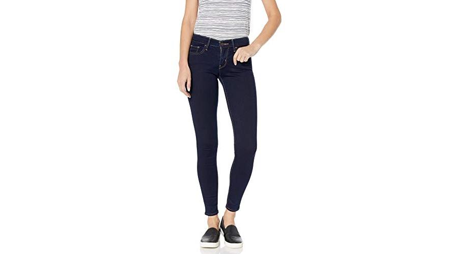 Purchase Levi's Women's 710 Super Skinny Jeans, Dusk Rinse, 34 (US 18) L at Amazon.com