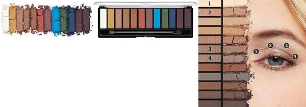 Purchase Rimmel Magnif'eyes Eye Palette, Nude Edition on Amazon.com