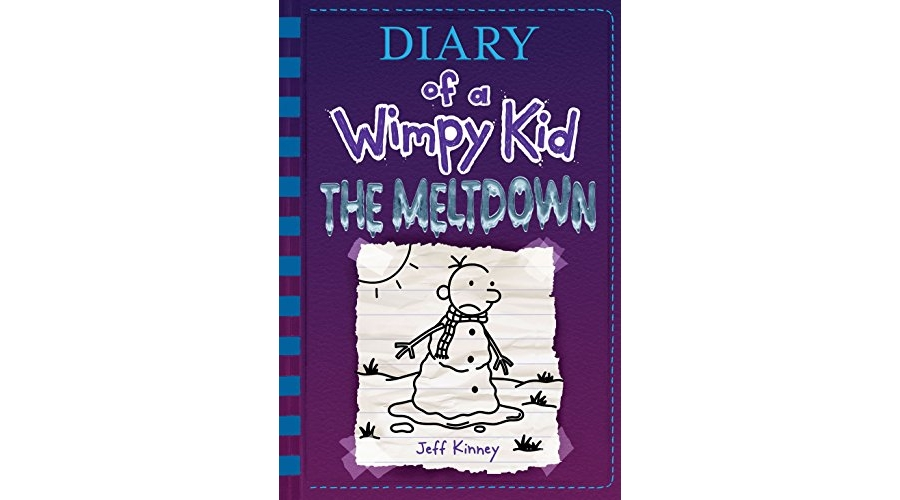 Purchase Diary of a Wimpy Kid #13: Meltdown at Amazon.com