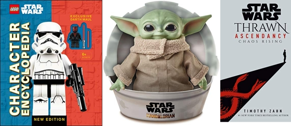 Save $10 when you spend $40 on Select Star Wars Items
