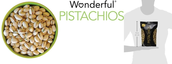Purchase Wonderful Pistachios, Lightly Salted, 16 Resealable Pouch on Amazon.com