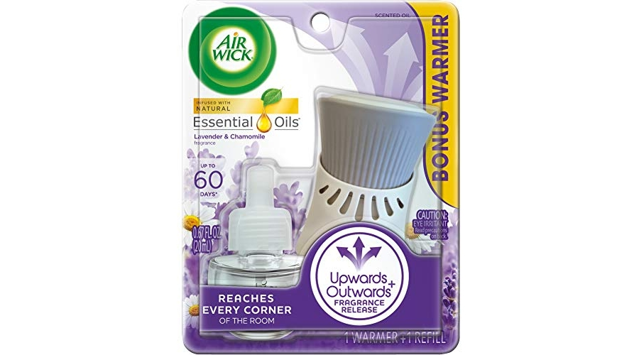 Purchase Air Wick plug in Scented Oil, Starter Kit, Lavender and Chamomile 1ct, Essential Oils, Air Freshener at Amazon.com