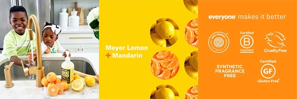 Purchase Everyone Hand Soap, Meyer Lemon and Mandarin, 12.75 Fl Oz (Pack of 3) on Amazon.com