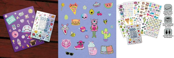 Purchase Fashion Angels 1000+ Ridiculously Cute Stickers on Amazon.com