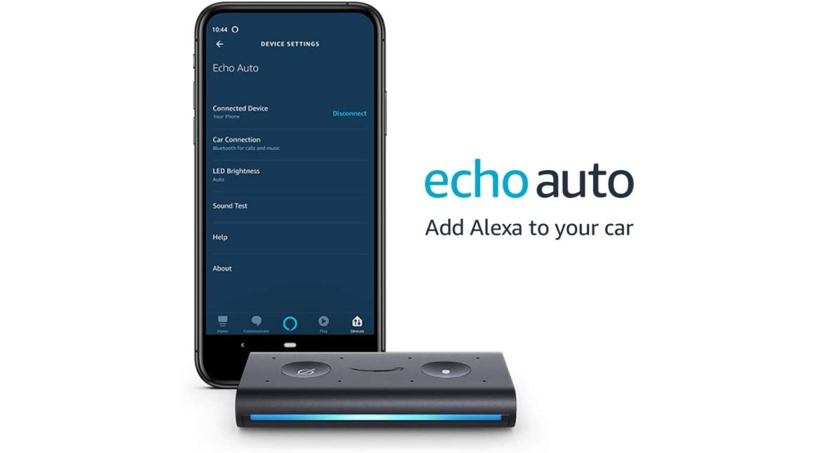 Purchase Echo Auto - Add Alexa to your car at Amazon.com