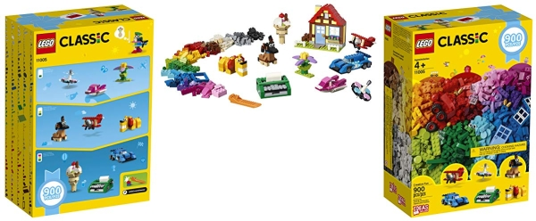 Purchase LEGO Classic Creative Fun 11005 Building Kit, New 2020 (900 Pieces) on Amazon.com