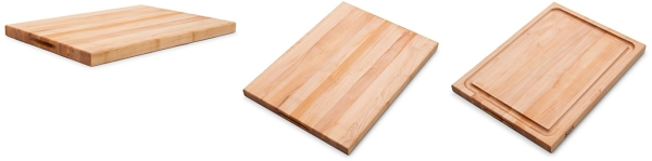 Purchase John Boos Cutting Board, 24 Inches x 18 Inches x 1.5 Inches, Maple with Juice Groove on Amazon.com