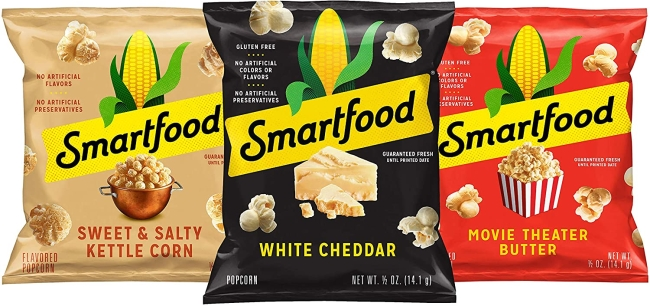 Purchase Smartfood Popcorn Variety Pack, 40 count at Amazon.com
