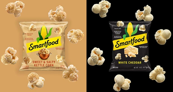 Purchase Smartfood Popcorn Variety Pack, 40 count on Amazon.com