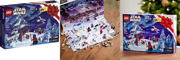 Purchase LEGO Star Wars Advent Calendar, 2020 on Amazon.com