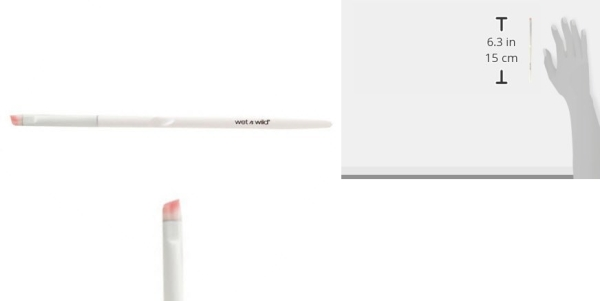 Purchase wet n wild Angled Liner Brush, 1 Fluid Ounce on Amazon.com