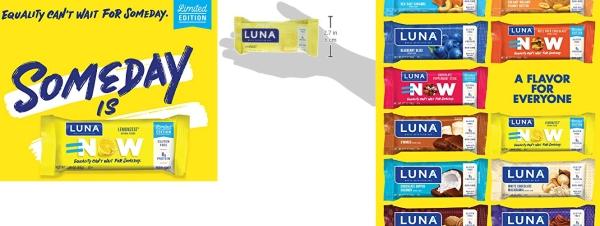 Purchase LUNA BAR - Gluten Free Bar - Lemon Zest Flavor - (1.69 Ounce Snack Bar, 15 Count) on Amazon.com