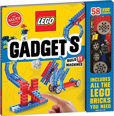 Purchase Klutz Lego Gadgets Science & Activity Kit, Ages 8+ at Amazon.com