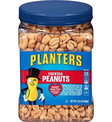 Purchase Planters Peanuts, Cocktail, 35 Ounce at Amazon.com