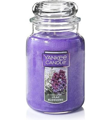Purchase Yankee Candle Large Jar Candle Lilac Blossoms at Amazon.com