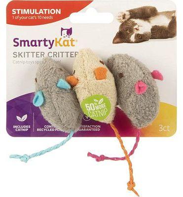 Purchase SmartyKat Catnip Cat Toys at Amazon.com