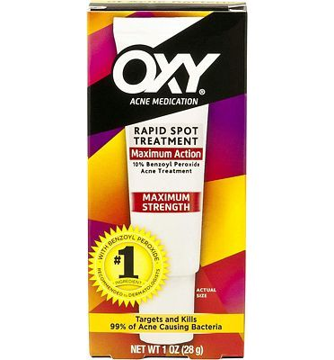 Purchase Oxy Maximum Action Spot Treatment, 1 Ounce at Amazon.com