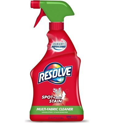 Purchase Resolve 22 fl oz Multi-Fabric Cleaner and Upholstery Stain Remover at Amazon.com