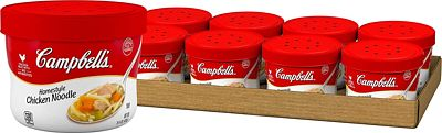 Purchase Campbell's Homestyle Soup, Chicken Noodle, 15.4 Ounce (Pack of 8) at Amazon.com