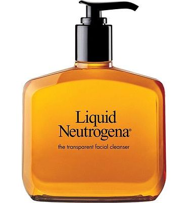 Purchase Liquid Neutrogena Fragrance-Free Facial Cleanser with Glycerin, Hypoallergenic & Oil-Free Mild Face Wash, 8 fl. oz at Amazon.com