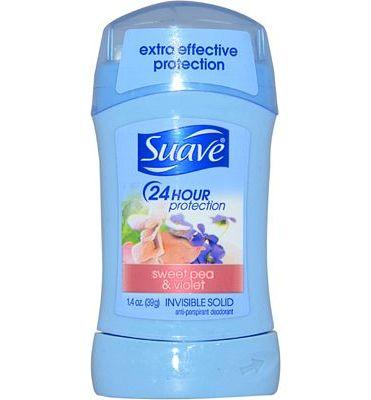 Purchase Suave Sweet Pea and Violet Antiperspirant Deodorant, 1.4 oz at Amazon.com