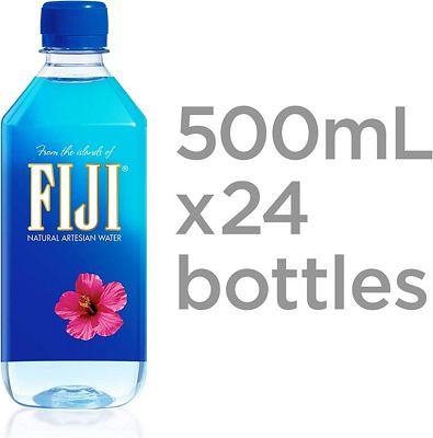 Purchase FIJI Natural Artesian Water, 16.9 Fl Oz (Pack of 24) at Amazon.com