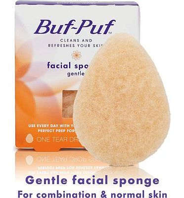 Purchase Buf-Puf Gentle Facial Sponge at Amazon.com