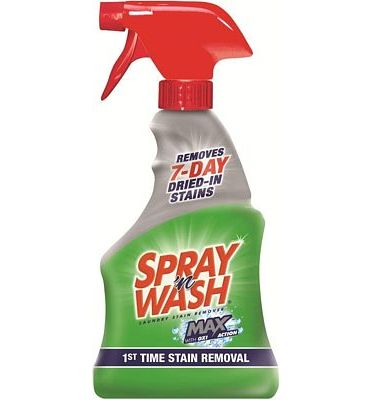 Purchase Spray 'N Wash Max Laundry Strain Remover 16 oz at Amazon.com