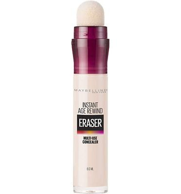 Purchase Maybelline Instant Age Rewind Eraser Dark Circles Treatment Concealer, Fair, 0.2 fl. oz. at Amazon.com