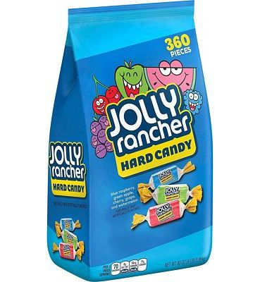 Purchase JOLLY RANCHER Hard Candy, Bulk Candy, 5 Pounds at Amazon.com