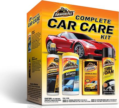 Purchase Armor All Complete Car Care Kit (4 Items) at Amazon.com