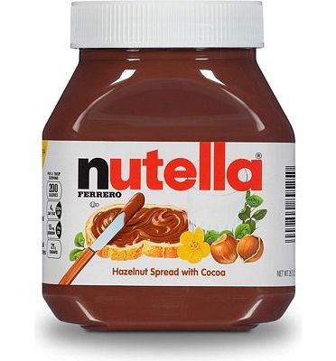 Purchase Nutella Chocolate Hazelnut Spread, Perfect Topping for Pancakes, 26.5 Ounce at Amazon.com