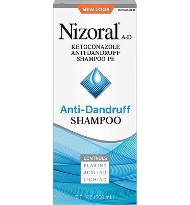 Purchase Nizoral A-D Anti-Dandruff Shampoo, 7 Fl. Oz at Amazon.com