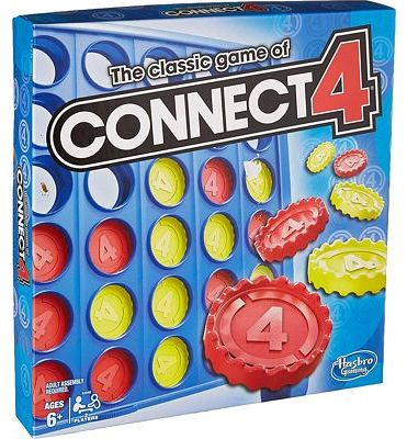 Purchase Hasbro Connect 4 Game at Amazon.com