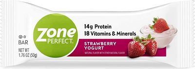 Purchase ZonePerfect Nutrition Snack Bars, Strawberry Yogurt, 1.76 oz, (30 Count) at Amazon.com
