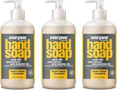 Purchase Everyone Hand Soap, Meyer Lemon and Mandarin, 12.75 Fl Oz (Pack of 3) at Amazon.com