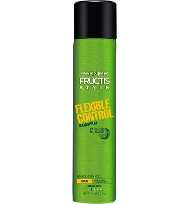 Purchase Garnier Fructis Style Flexible Control Anti-Humidity Hairspray, Strong Flexible Hold, 8.25 Ounce at Amazon.com